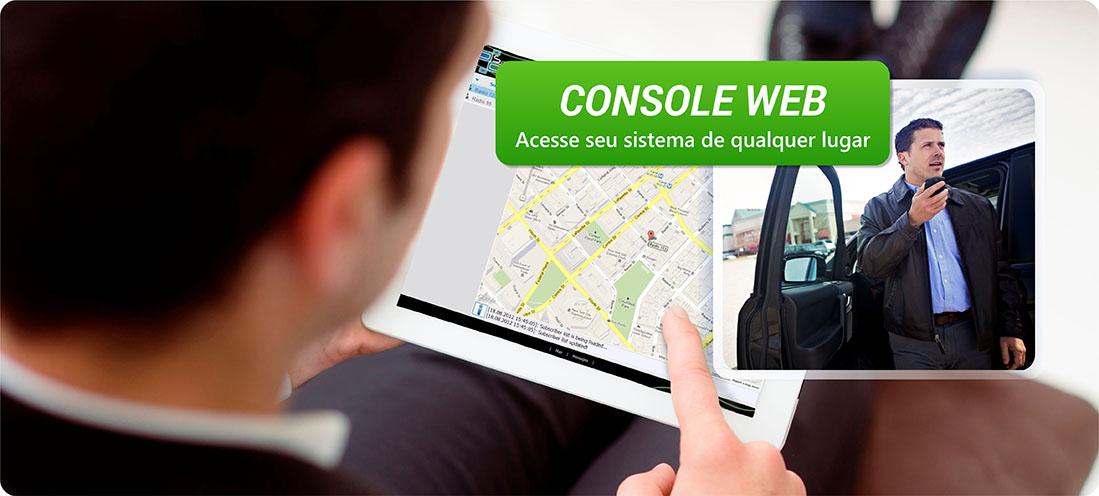 Console WEB
