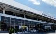 tesla airport building
