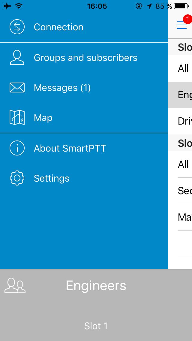 SmartPTT Mobile