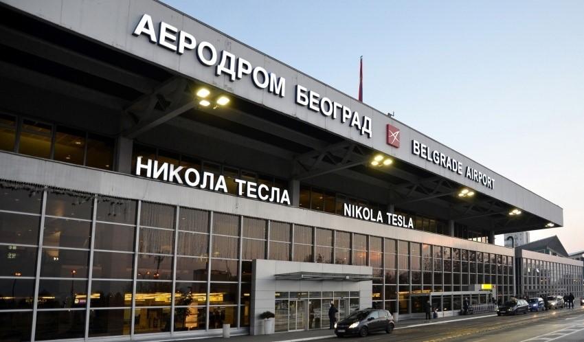 Belgrad airport