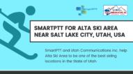 SmartPTT for Alta Ski Area