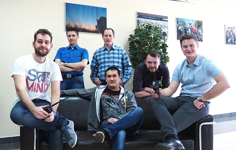 SmartPTT technical support team