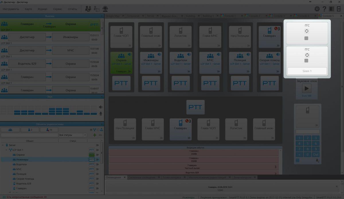 Телеметрические данные о включении/выключении устройств или открытии/закрытии дверей