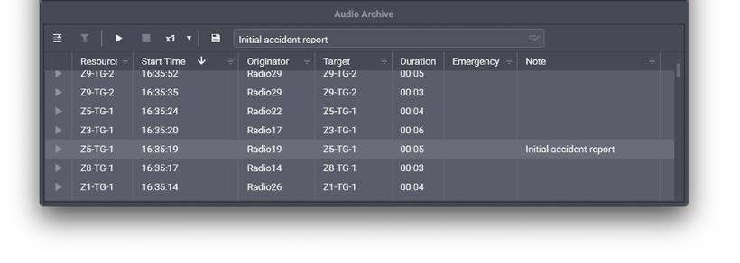 Audio Arcive